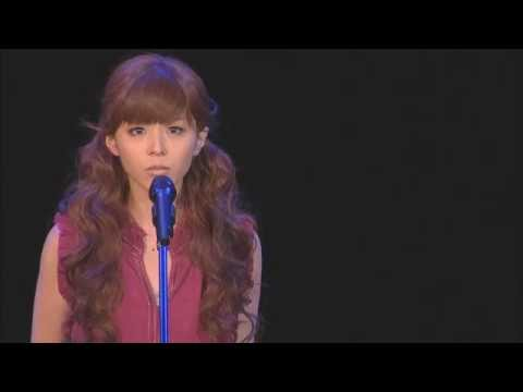 『Les Misérables』♪オン・マイ・オウン/平野綾 - YouTube
