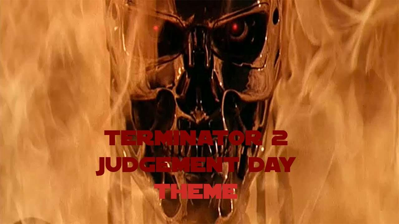 Terminator 2 Theme - YouTube