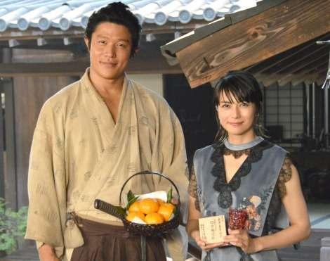 柴咲コウ、来年大河主演・鈴木亮平に珍アドバイス「狭い部屋に引っ越し」