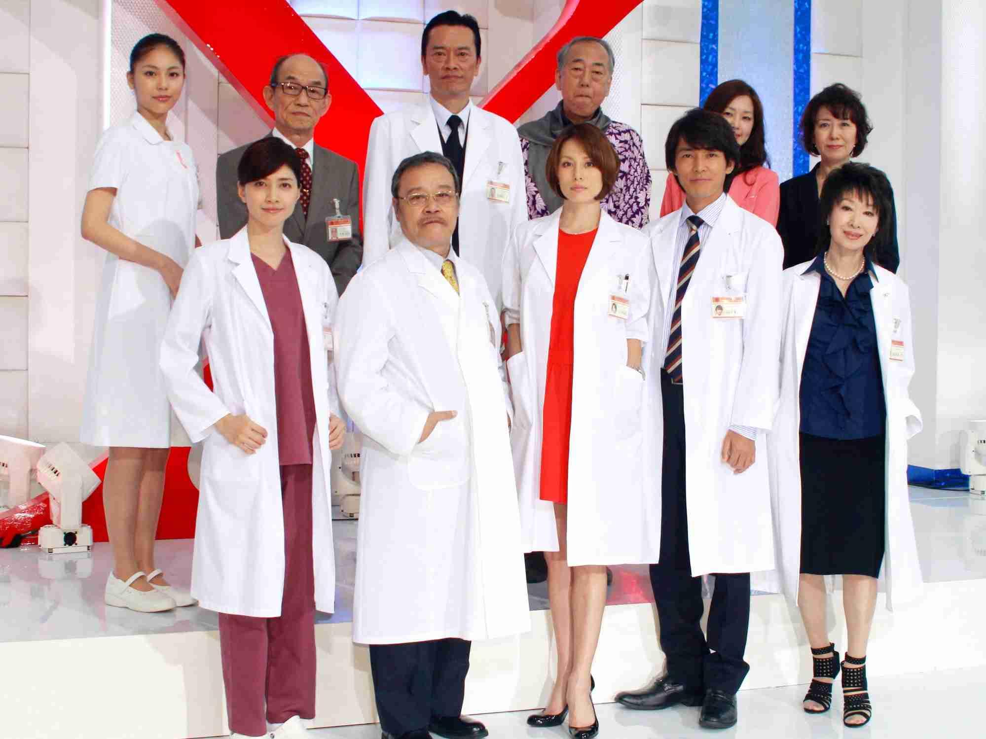 勝村政信が「ドクターX」に帰ってきた!最終回ゲスト出演決定<コメント到着>
