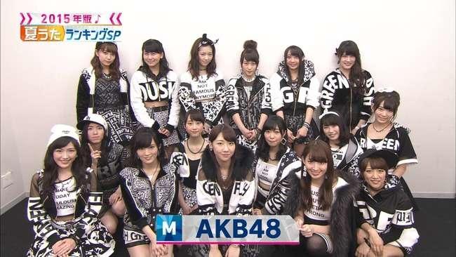 AKB系列グループの可愛いと思うメンバーを挙げるトピ