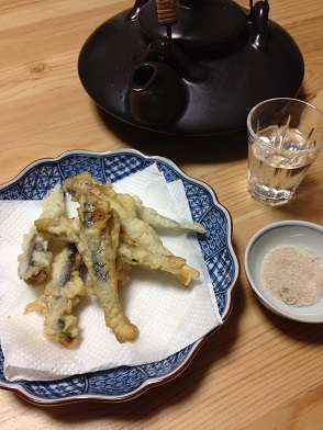 好きな天ぷらは何ですか?