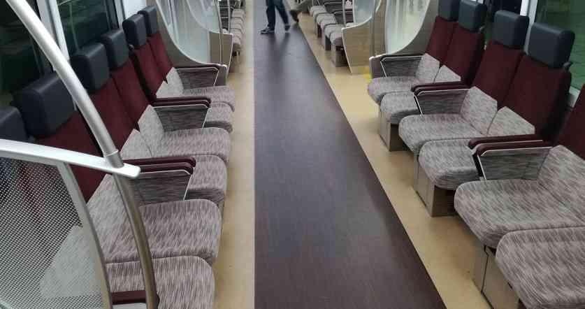 新しい京王線は指定席で100%座れてWiFi・コンセント・空気清浄機ありのVIP待遇   netgeek