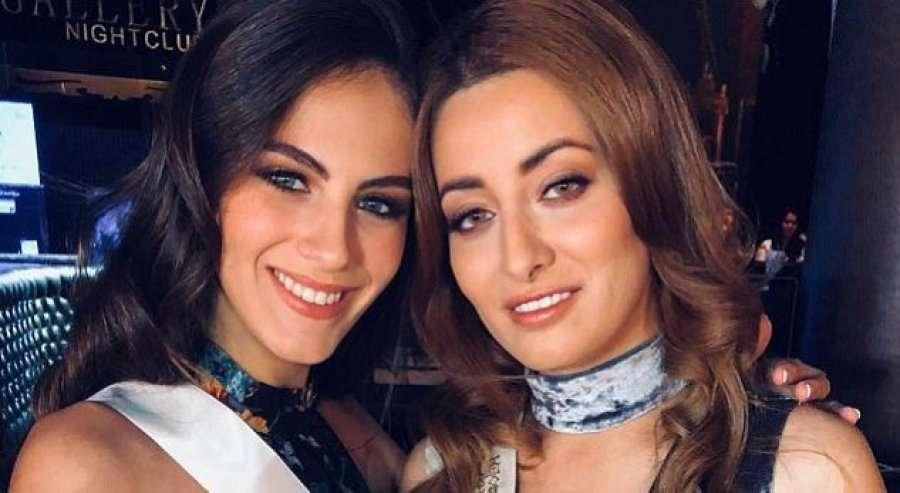 ミスイラクとミスイスラエルのツーショット写真が美人過ぎると話題になるもミスイラクが国外追放される