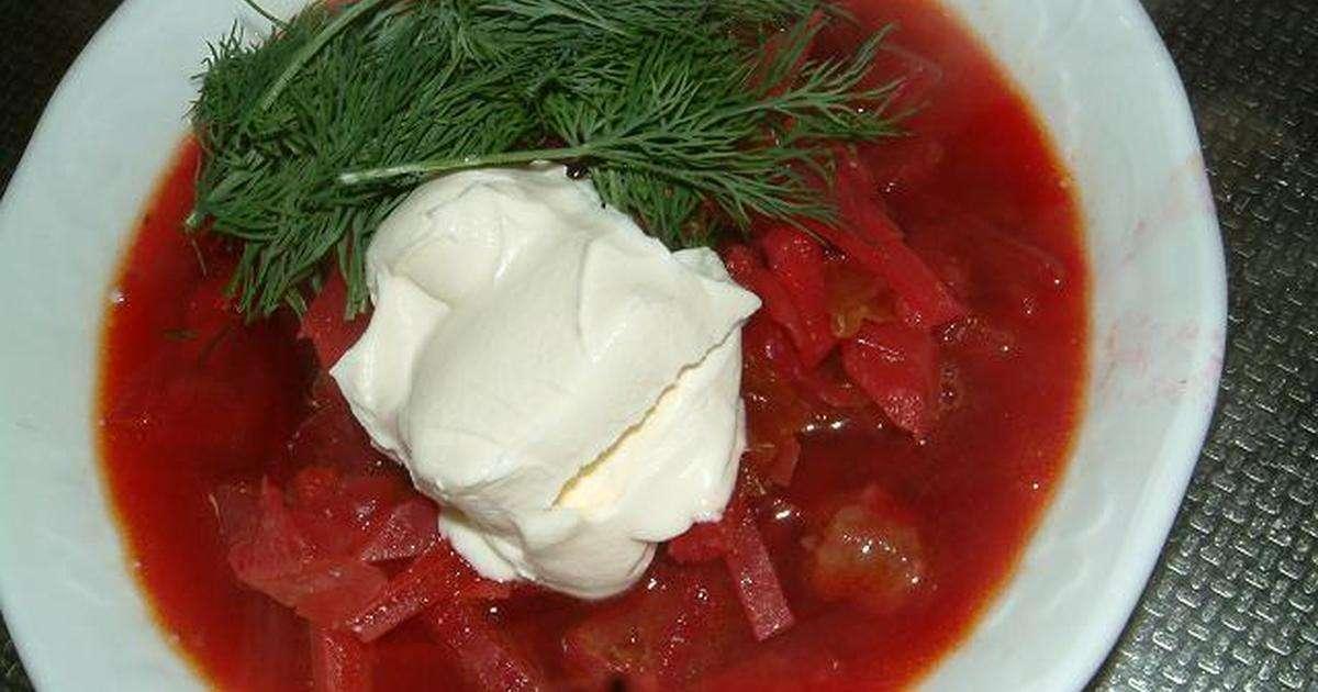本場ロシアの簡単ボルシチ♪ by cat 【クックパッド】 簡単おいしいみんなのレシピが279万品