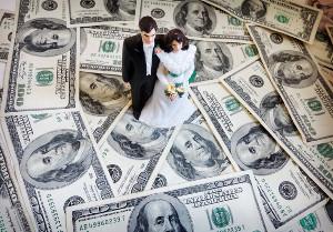 娘の結婚相手。極貧。