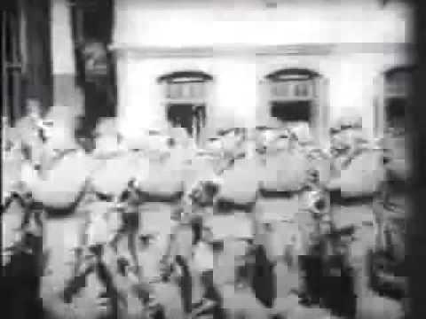 南京陥落当時の貴重な映像 - YouTube