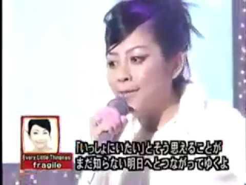ミラクルひかる Every Little Thing fragile ものまね紅白歌合戦 2009.04.07 - YouTube