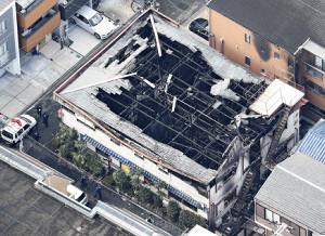 「火の回り、とにかく早かった」大阪・豊中5人死亡火災
