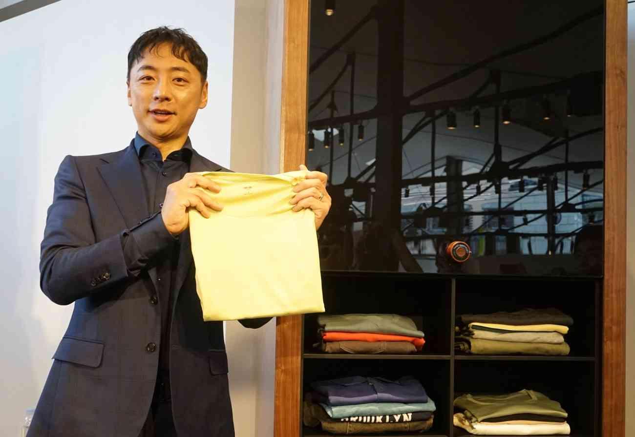 全自動洗濯物たたみ機『ランドロイド』185万円で予約開始。衣類の画像認識でコーデ提案サービスも - Engadget 日本版