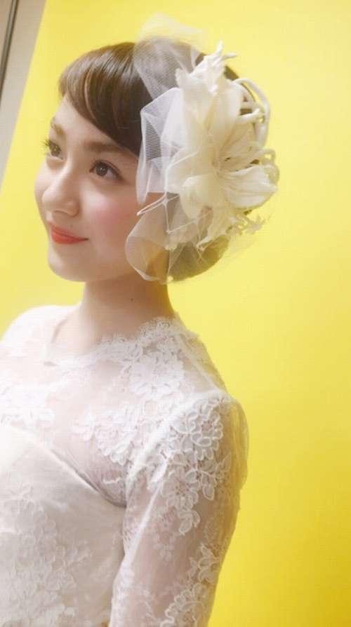 平祐奈のウェディングドレス姿に絶賛の嵐