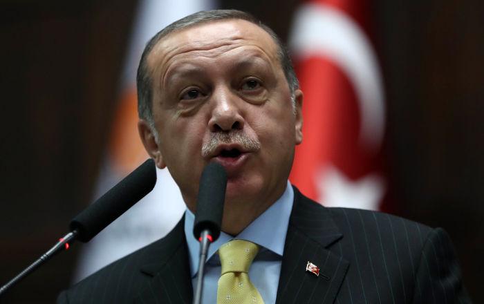 トルコのエルドアン氏、イスラエルを「テロ国家」 イスラエルのネタニヤフ氏、非難応酬 - Sputnik 日本