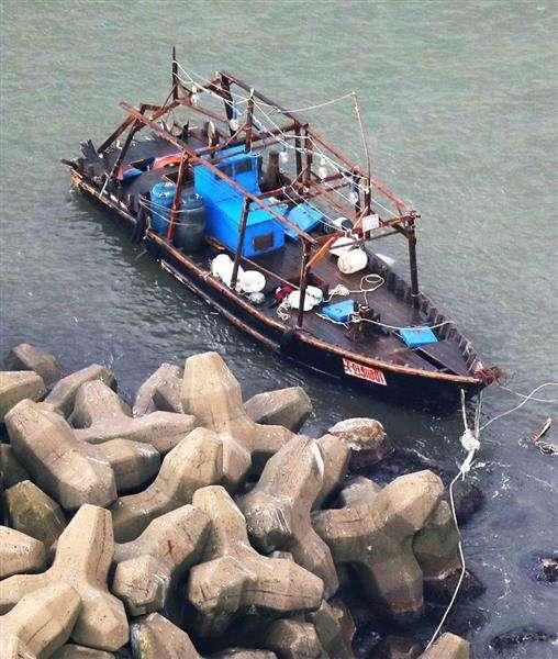 半島有事で「難民ビジネス」横行 中国漁船がブローカーに 日本人拉致被害者かたる人物まで!? - 産経ニュース