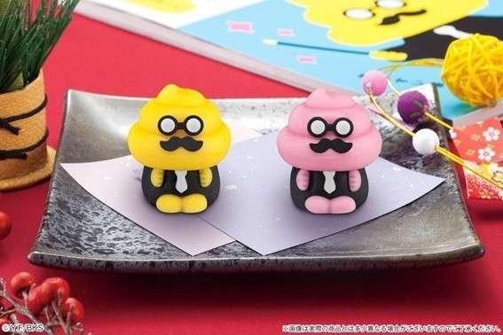 うんこ先生、今度は和菓子に! 「食べマスうんこ先生和菓子」 : J-CASTトレンド