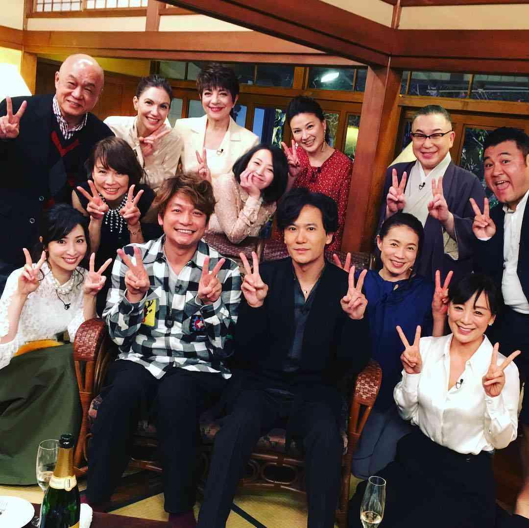 『おじゃMAP!!』に稲垣吾郎出演! 香取慎吾の告知