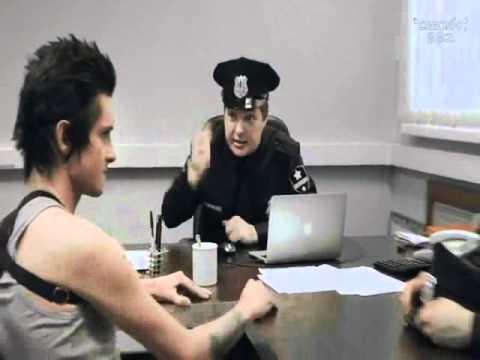 ロシアかどっかの1ミリも知らん警察ドラマか何かをアフレコ - YouTube