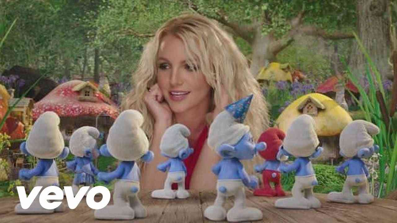 Britney Spears - Ooh La La (From The Smurfs 2) - YouTube