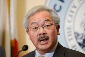 米サンフランシスコのリー市長が死去、米メディア報じる 慰安婦像受け入れで大阪市と関係悪化