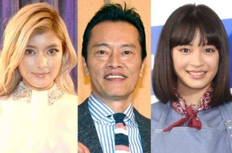 年間CM起用社数、女王はローラ&広瀬すず、男性は遠藤憲一 放送回数1位は上戸彩&濱田岳