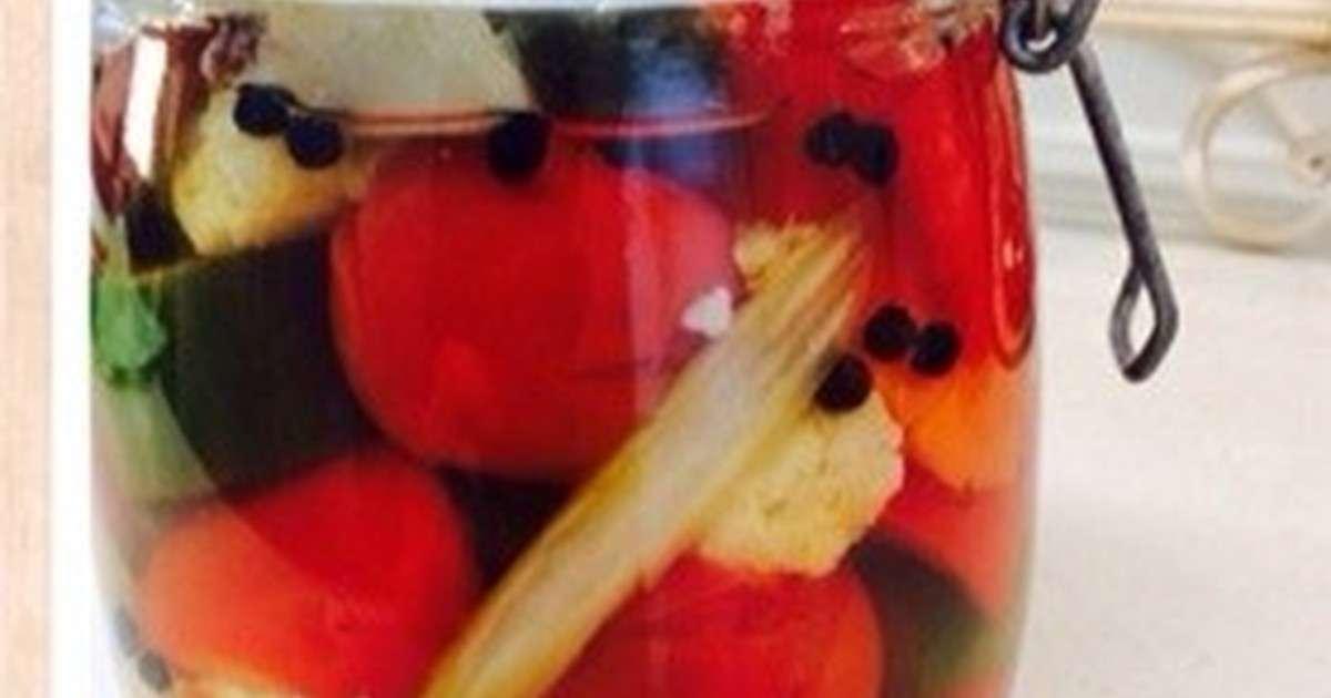 絶品やみつき!美味しいピクルス☆簡単保存 by ルナクオーレ11 【クックパッド】 簡単おいしいみんなのレシピが280万品