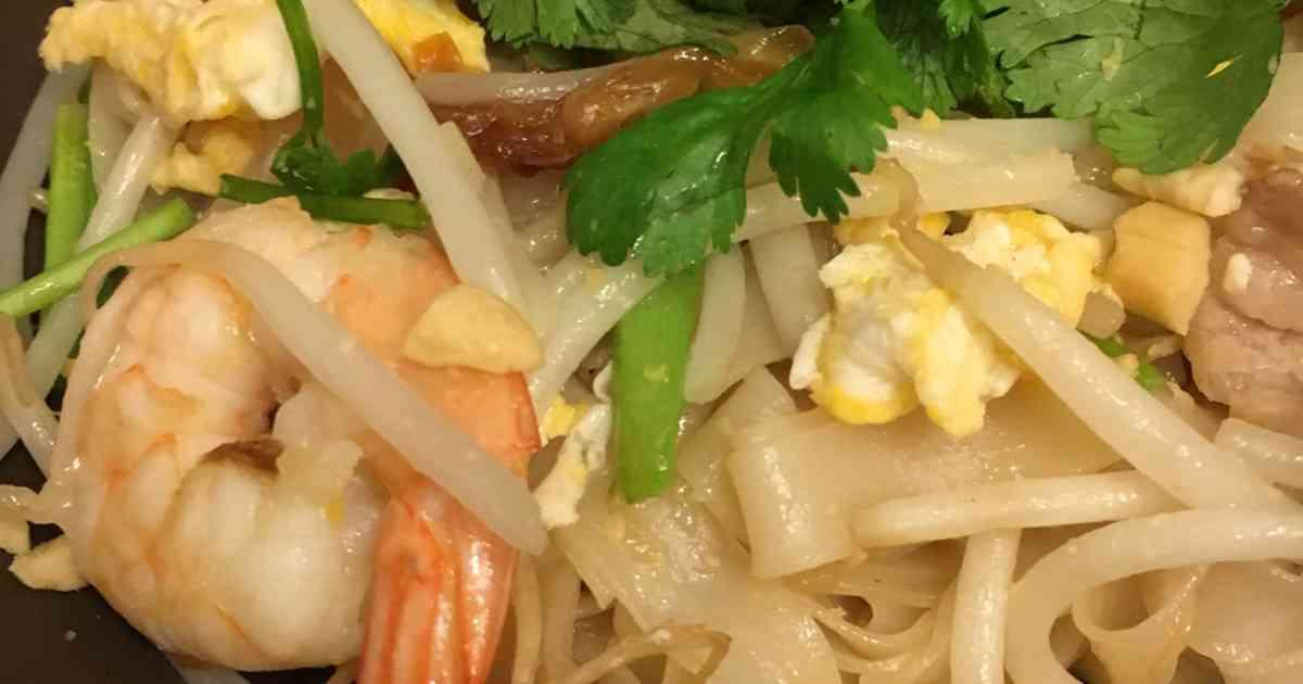 本格タイ料理♪パッタイ☆タイの焼きそば by さりーママ♪ 【クックパッド】 簡単おいしいみんなのレシピが279万品