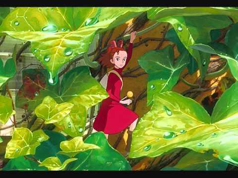 Arrietty's Song【超音質HQ】Cecile Corbel(セシル・コルベル) - YouTube