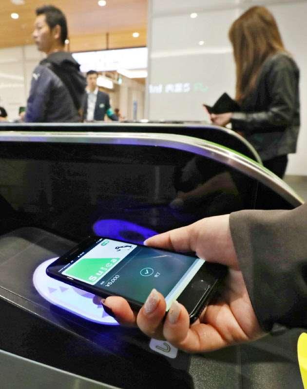 新iPhone、日本企業の貢献は…  :日本経済新聞