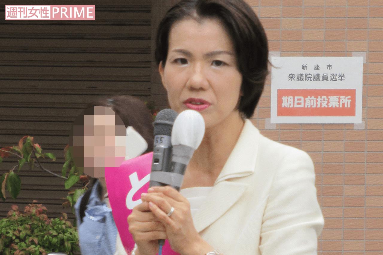 豊田真由子氏、中学生に「ハゲー」と連呼されながら演説するメンタルの強さ | 週刊女性PRIME [シュージョプライム] | YOUのココロ刺激する
