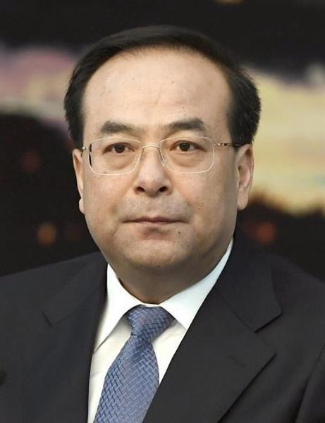 習近平氏に続く次世代最高指導者とみられた孫政才氏の立件決定 中国最高検、収賄罪で - 産経ニュース