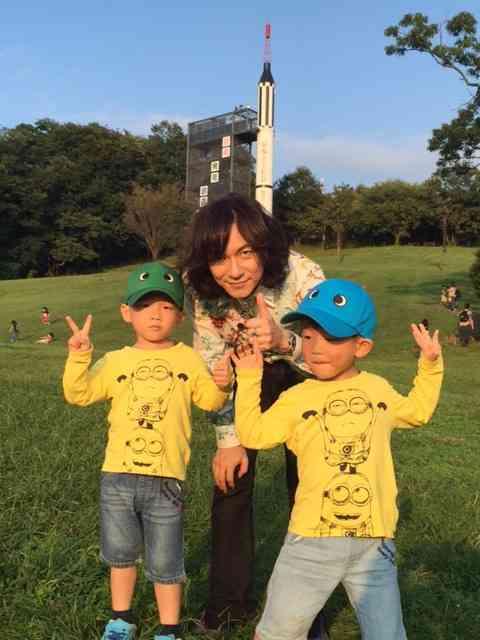 ダイアモンド・ユカイ、双子が就学前検診で再検査 尾木ママに励まされる