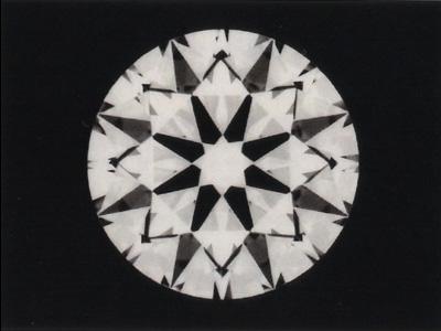 【楽天市場】H&Cダイヤモンドルース0.303ct E-VVS2-3EX-H&C(中央宝石研究所鑑定書付):アンジェラ(宝石の卸屋さん)
