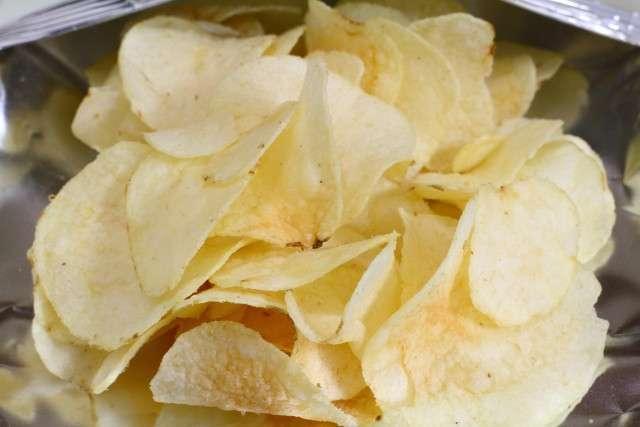 ポテトチップスの量減らしはいつまで続く?