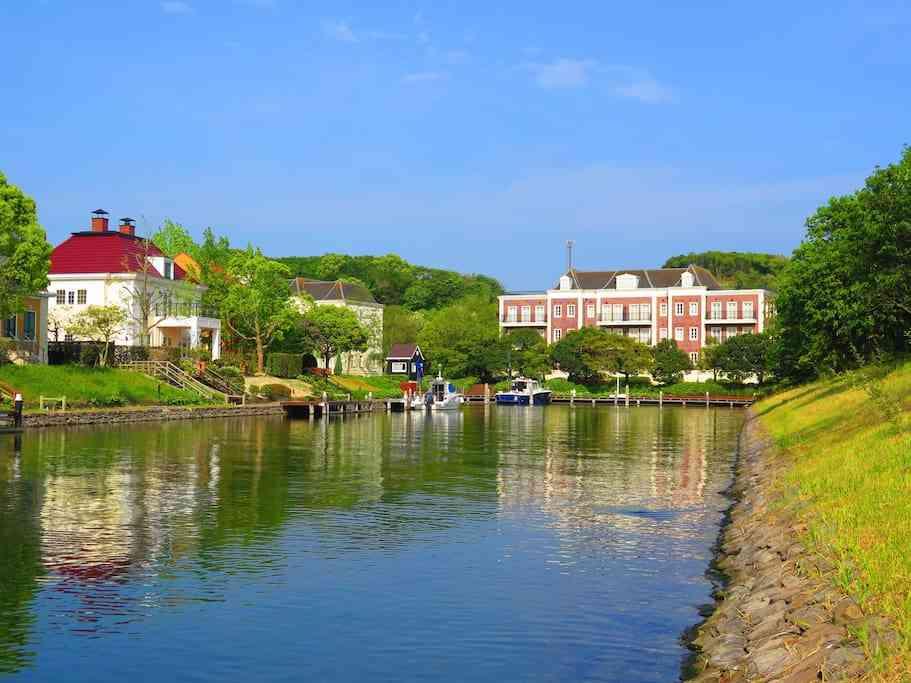 キャンペーン中!森と海に囲まれたハウステンボス、ワッセナーのゲストになりませんか? - 借りられるコンドミニアム - Sasebo-shi, Nagasaki-ken, 日本