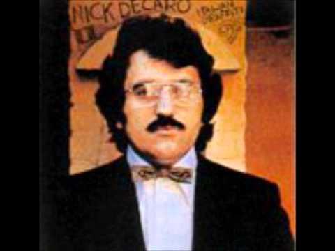 Nick DeCaro - Under The Jamaican Moon (1974) - YouTube