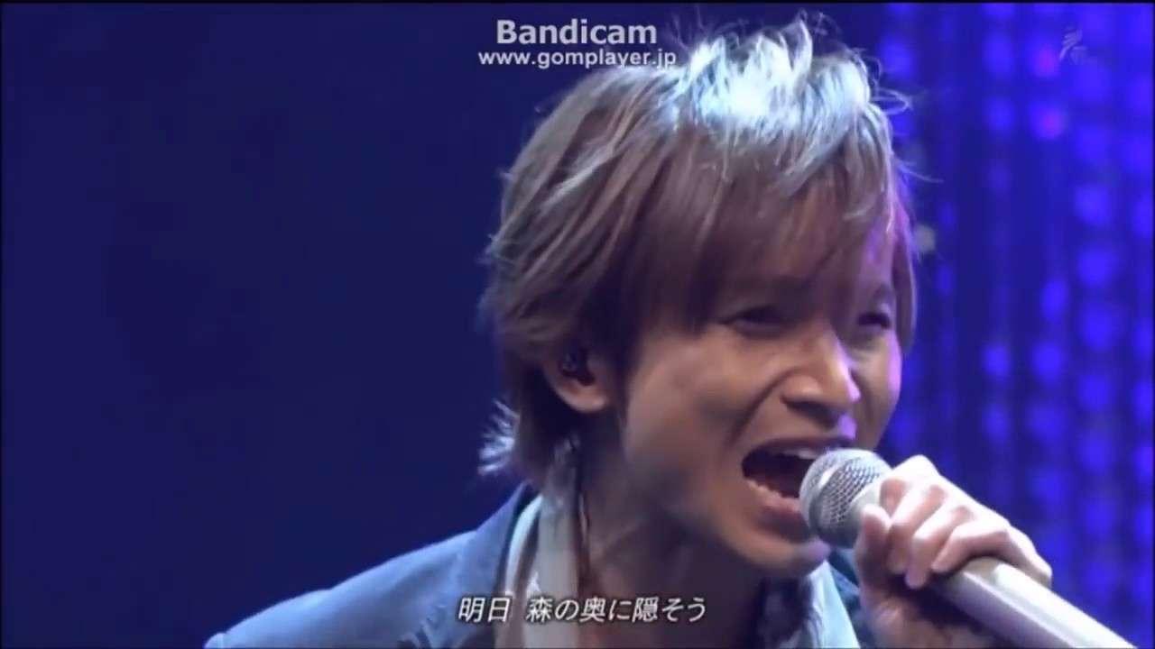 Kinki Kids  vs  KAT TUN   雨のMelody - YouTube