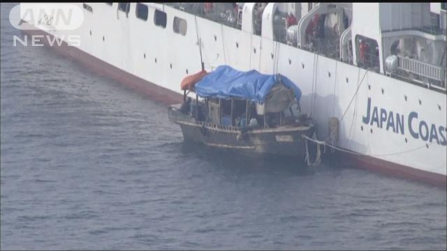 日本から物品を持ち去った北の漂着船 金目のもの持ち帰れと役人から指示か - ライブドアニュース