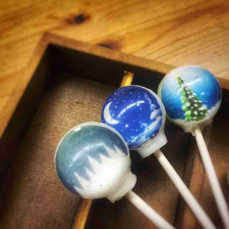 キャンディの中は雪景色 幻想的な「スノードームキャンディ」が登場|BIGLOBEニュース