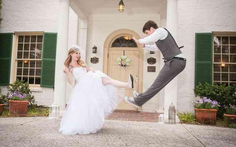新婚旅行での喧嘩