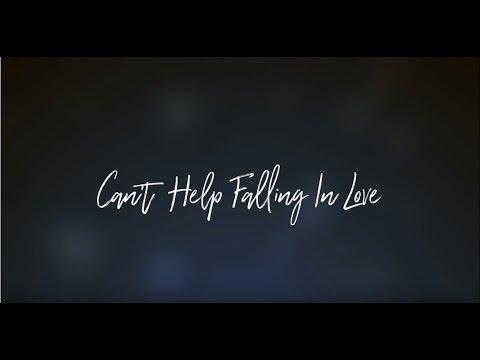 Can't Help Falling in Love - Haley Reinhart (Lyrics) - YouTube
