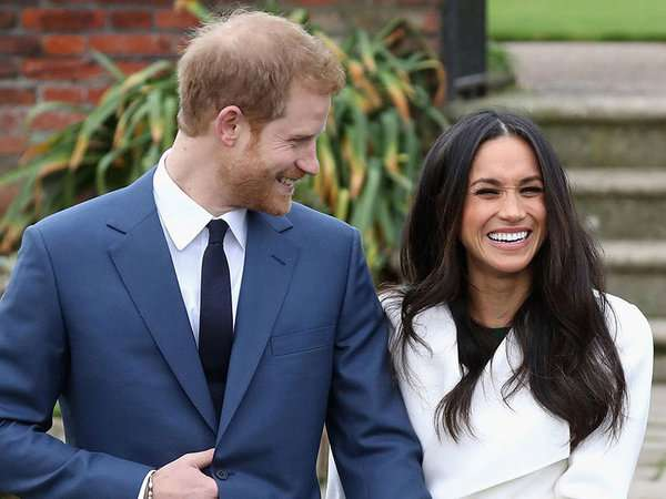 【ELLE】ハリー王子とメーガン・マークルがプロポーズの様子を語る!|エル・オンライン