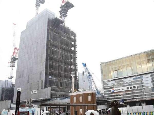 永遠に未完?「横浜駅」工事はいつ終わるのか