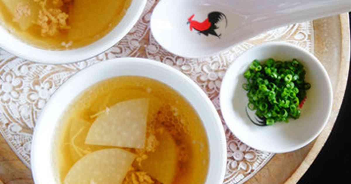 豚ひき肉と大根のナンプラースープ by せつぶんひじき 【クックパッド】 簡単おいしいみんなのレシピが279万品