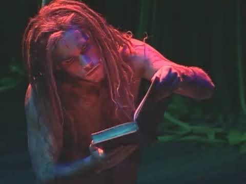Sneak Peek of TARZAN on Broadway - YouTube