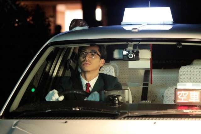 EXILE AKIRAがタクシー運転手!?真面目スタイルで「刑事ゆがみ」出演