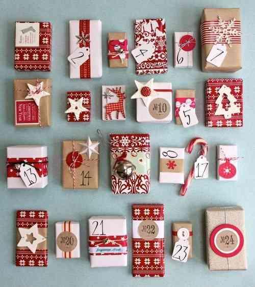 【クリスマス】いろんなラッピング用紙が見たい!