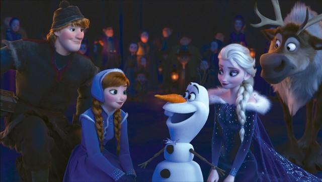 『アナと雪の女王』新作、歌唱シーンが公開!エルサとアナ「あなたがいれば…」