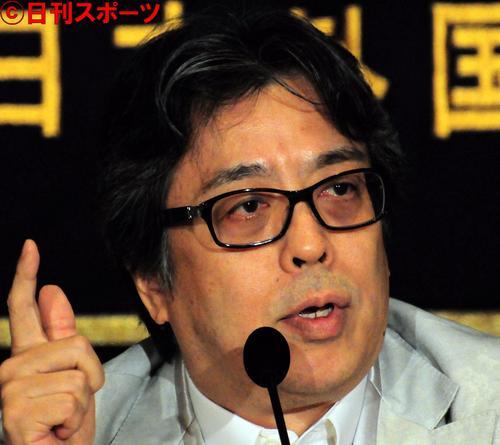 小林よしのり氏 安藤優子を非難「この人間は信用できない」 - ライブドアニュース