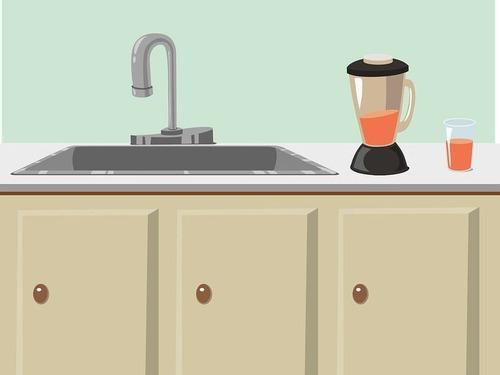 「キッチンの食器用スポンジが…ベッドになっていた!」かわいいと評判を呼ぶ:らばQ