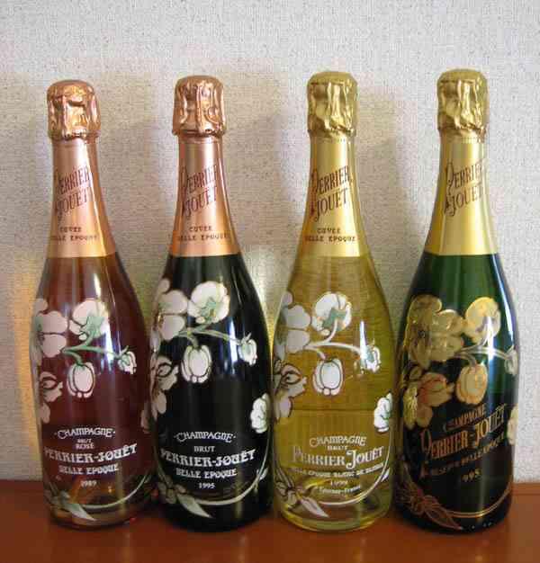 【クリスマス定期】おススメのシャンパン・スパークリングワイン