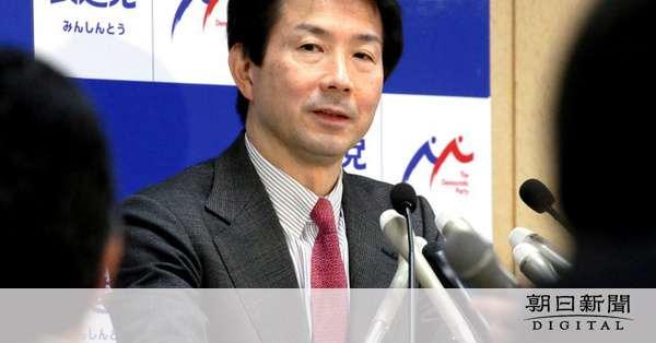 60円みそ汁つけるか否か…民進と希望、厳しい台所事情:朝日新聞デジタル